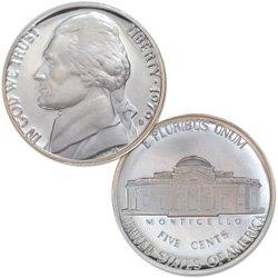 1979-S Jefferson Nickel - Proof