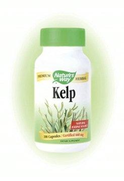 Natures Way Kelp 180 Capsules