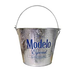 Amazon.com: Modelo Especial Metal Bucket: Kitchen & Dining