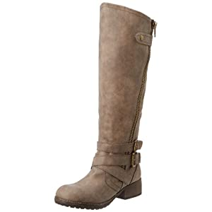 Madden Girl Women's Master Boot