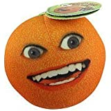 Annoying Orange 8 Inch Large Talking Plush Figure Grinning Orange