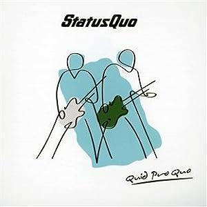 Quid Pro Quo: Bonus Live Disc