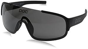 Amazon.com: POC Crave Sunglasses, Grey, One Size: Sports