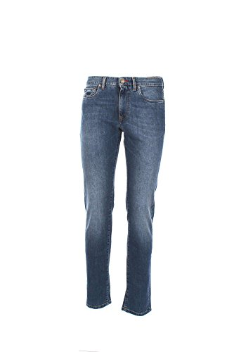 Henry Cotton's 12484-91-24534 Jeans Uomo Denim 30