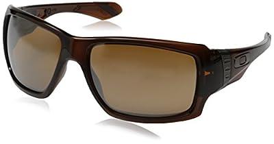 Oakley Big Taco Oversized Iridium Sunglasses