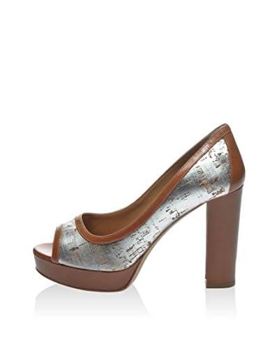 Pollini Zapatos peep toe