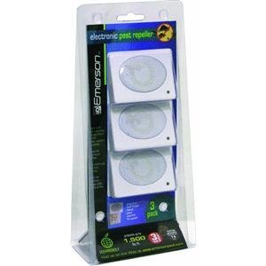 Emerson Electronic Pest Ultrasonic Repeller
