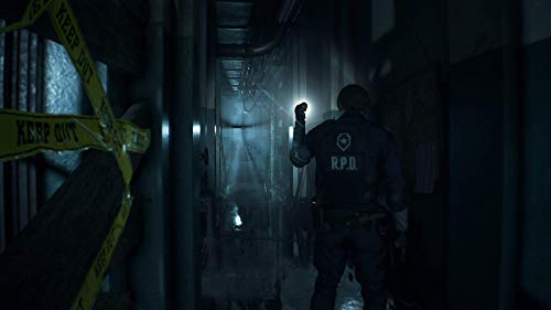 BIOHAZARD RE:2 特別武器が入手できるプロダクトコード 同梱 - PS4 ゲーム画面スクリーンショット1