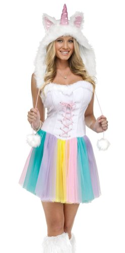 Fun World Women's Unicorn Costume