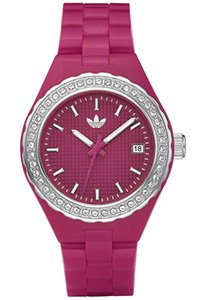 Adidas Pink Ladies Sports Watch - ADH2089