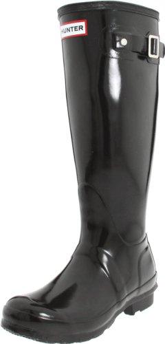 Hunter Women's Hunter Original Tall Welly Gloss Rubber Boot