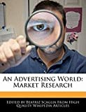 img - for An Advertising World: Market Research book / textbook / text book