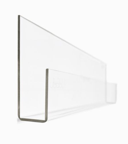 Best Buy! Ubabub Booksee Shelf - Clear