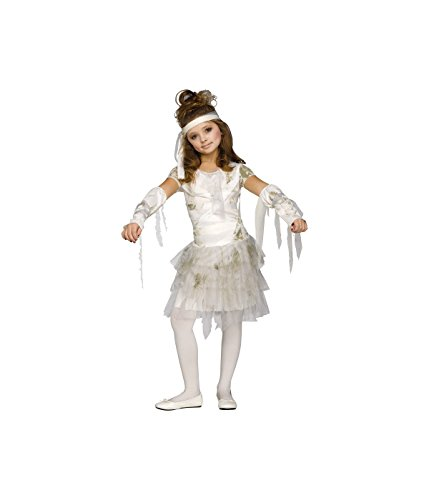 Big Girls' Big Mummy Dress Halloween Costume