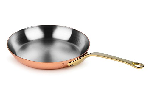 Mauviel M'heritage 250B 2.5mm 10.2-inch Copper Skillet with Bronze Handle (Frying Pan France compare prices)