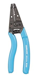 Channellock 957 7-Inch Ergonomic Handle Wire Stripping Tool
