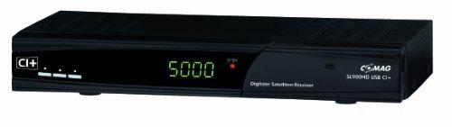 Comag SL900HD USB 1CI+ Digitaler Satelliten-Receiver schwarz