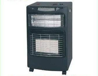 2IN1 4.2KW CALOR PORTABLE GAS BUTANE CABINET + 1KW ELECTRIC HALOGEN HEATER FIRE