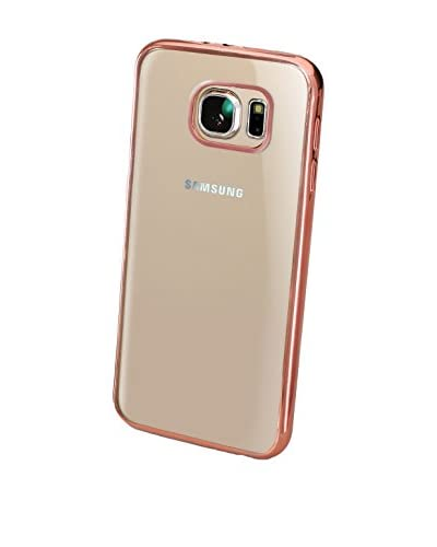 Funda Tpu Luxury Samsung Galaxy S6 Rosa