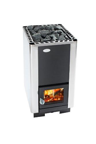 Polar Wood Burning Sauna Stove 16Pk