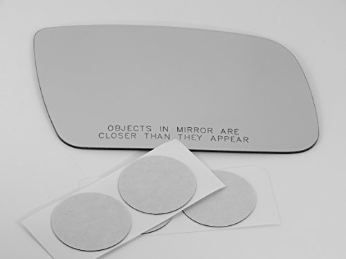 05-07 Ford Five Hundred, Freestyle, Mercury Montego, Right Passenger Convex Mirror Glass Lens w/ Adhesive USA (2006 Ford 500 Accessories compare prices)