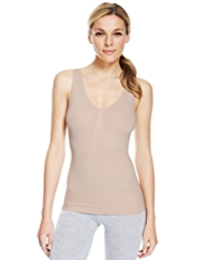 Light Tummy Control Santoni Bust Support Vest