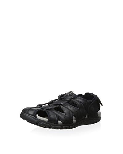 Geox Men's Strada Sandal