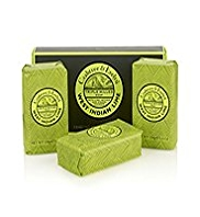 Crabtree & Evelyn® West Indian Lime Soap Set 3 x 150g