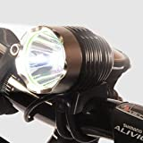"The Best Rechargeable 1200 Lumen Bicycle Light - ""FREE TAILLIGHT"" - Headlight - Flashlight - 5 Easy Bike Light Modes - Highest Quality and Strongest Aircraft Aluminum - WATERPROOF - Easy to Install - Greatly Improves Your SAFETY On Dark Rides And Daytime Rides (flashing light) - LIFETIME GUARANTEE on HEADLIGHT!! - FREE FREIGHT ON ALL ORDERS - ""BRIGHT EYES"""