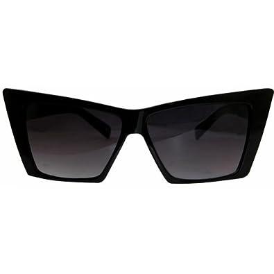 Angular Cat Eye Sunglasses