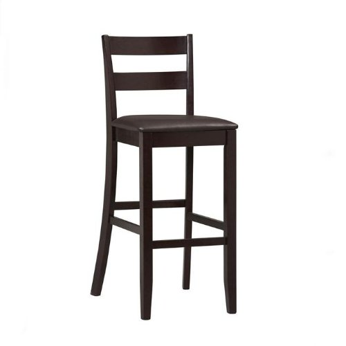 Linon Triena Collection Soho Bar Stool 30