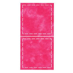 Accuquilt Go! Fabric Cutter Die 3.5 Inch Square Die