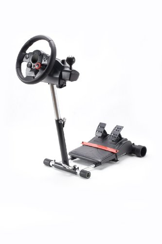 Wheel Stand Pro -Stand for Logitech wheels and Thrustmaster Ferrari F430