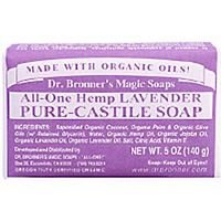 Bar Soap, Organic, Lavender ( Multi-Pack)