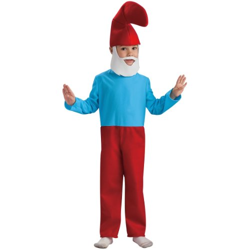 Papa Smurf Costume - Large