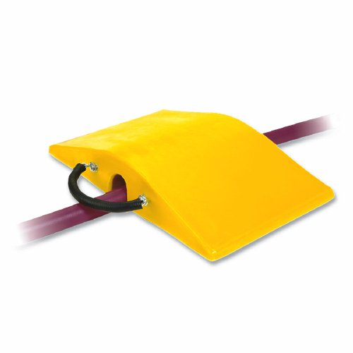 Super-Cross COP2200-4.5 Polyurethane Lightweight Utility Crossover Cable Protector, 4.5