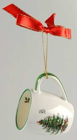 Spode Coffee Mug Ornament