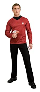 Rubie's Costume Star Trek Into Darkness Deluxe Scotty Shirt With Emblem Costume
