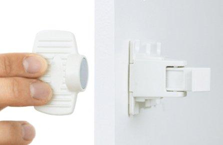 Magnetic Cupboard/drawer Lock 8274-98-75 5705548827465 By Babydan