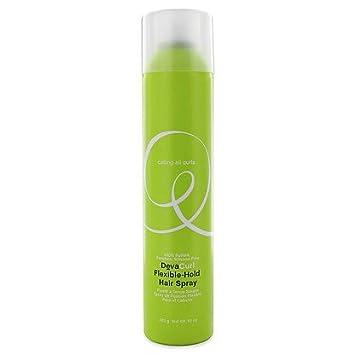 DEVA CURL Flexible Hold Hair Spray 10oz