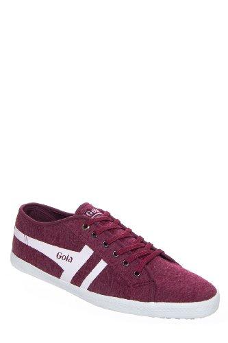 Gola Men's Quattro Marl Cma251 Sneaker