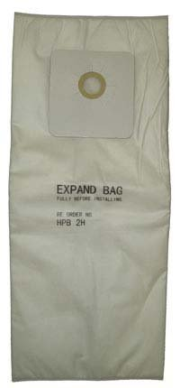 Images for HPB2H HEPA style bag (Qty. 3) fits AstroVac, Imperium Valet and VacuMaid