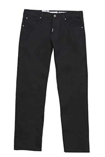 TEST LRG Core Collection The Core Collection True Straight Fit Jeans,34,Black