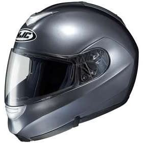 HJC SY-MAX 2 SYMAX2 FLIP-UP ANTHRACITE SIZE:LRG MOTORCYCLE Full-Face-Helmet