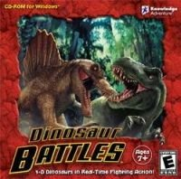 Dinosaur Battles Computer Game