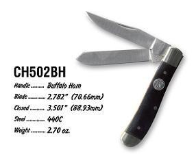 Smith & Wesson Ch502Bh Bullseye Buffalo Trapper, Small
