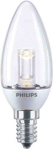 Philips 85289900 NOVALLURE LED KZL 2W 830 E14 K  LED-Lampe in Kerzenform klar