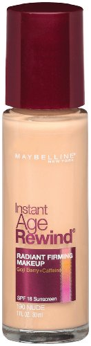 Maybelline New York INSTANT AGE REWIND Liquid Foundation