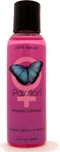 Passion Natural Personal Lubricant Paraben Free