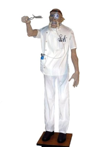 Dr Pheal Phine Animated Prop Halloween